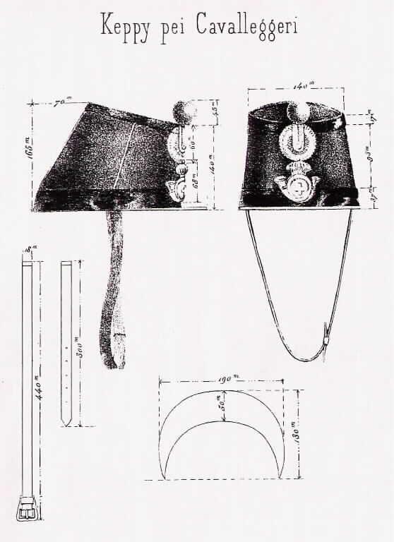 uniformi esercito piemontese sardo della sardegna