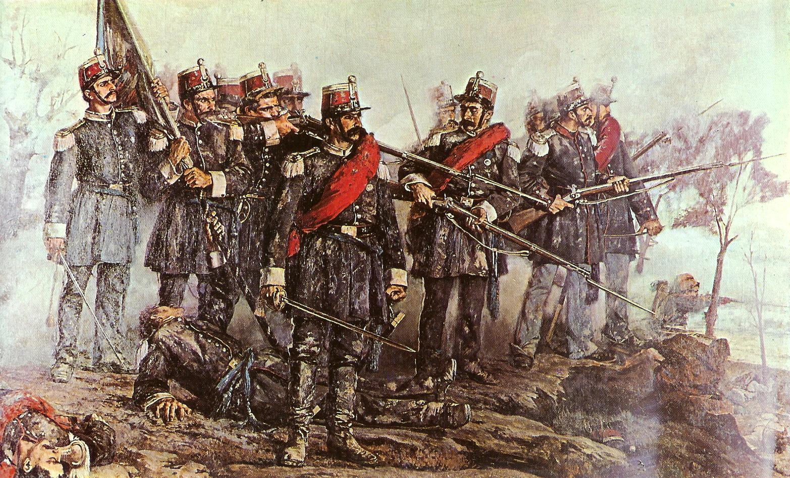 Ultima resistenza - novara 23 marzo 1849